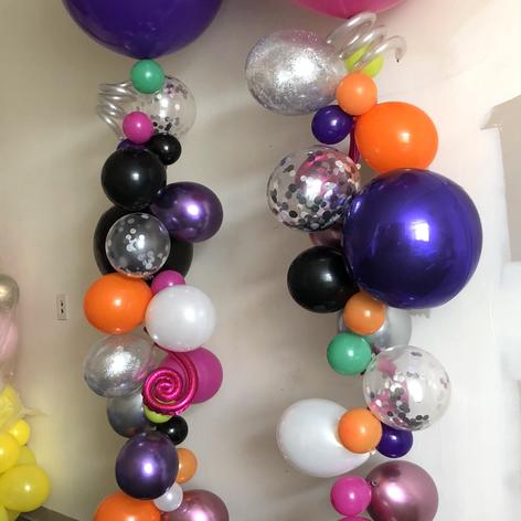 Organic Balloon Floaters