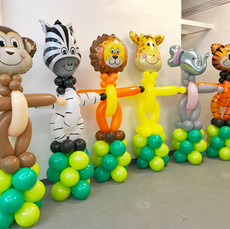 Animal Balloon Stands