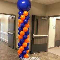 10' Balloon Column