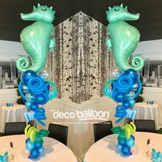 Specialty Under the Sea Balloon Centerpiece