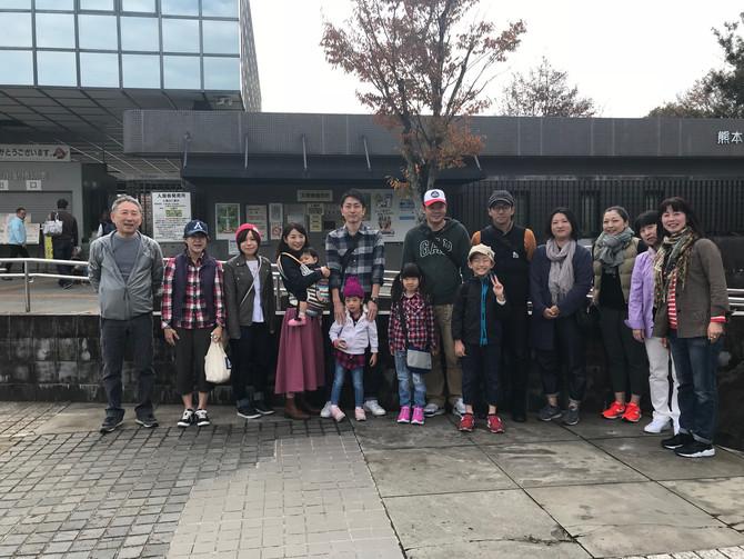 熊本市動植物園に行ってきました!!
