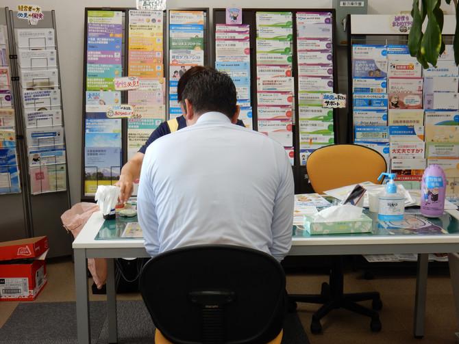 会社で歯科検診を実施しました