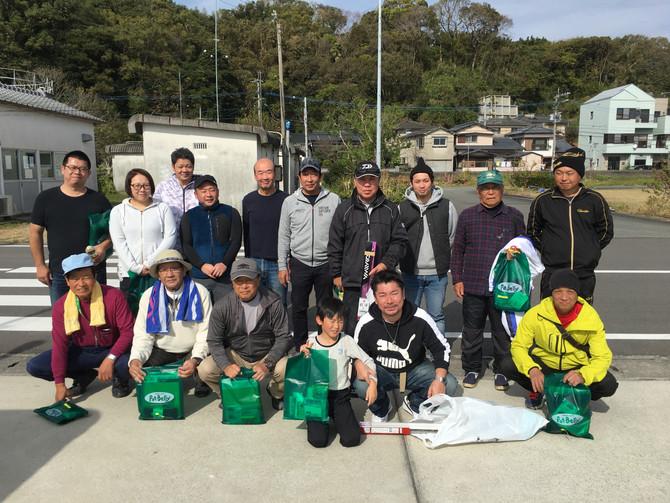 釣り大会を開催しました!!