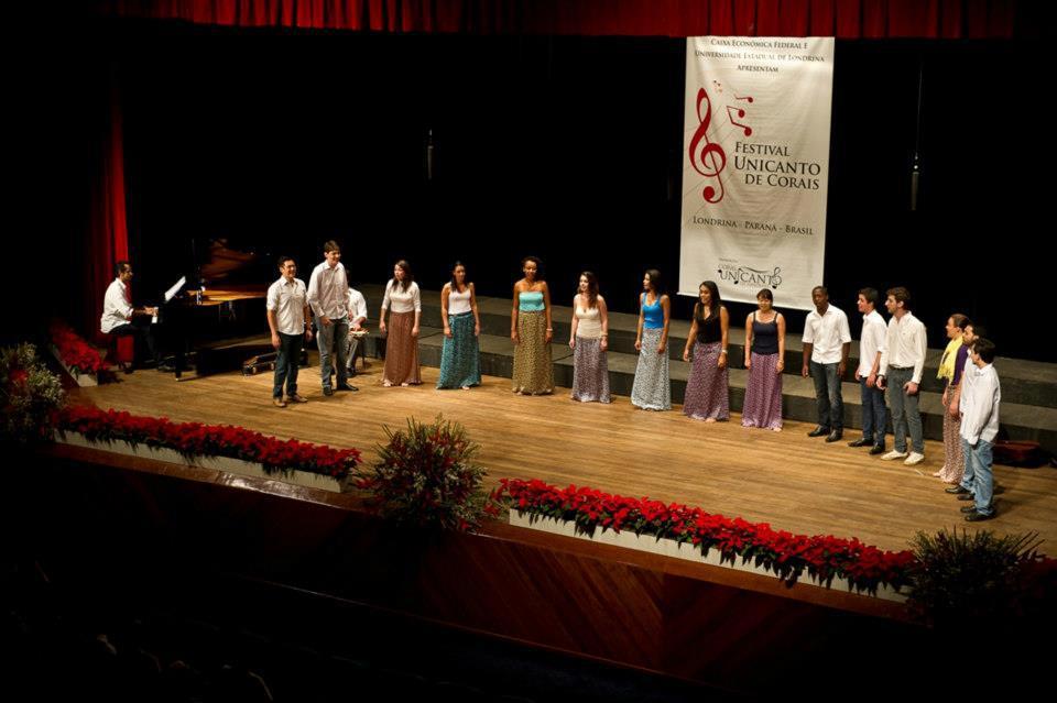 Festival Unicanto - 2012