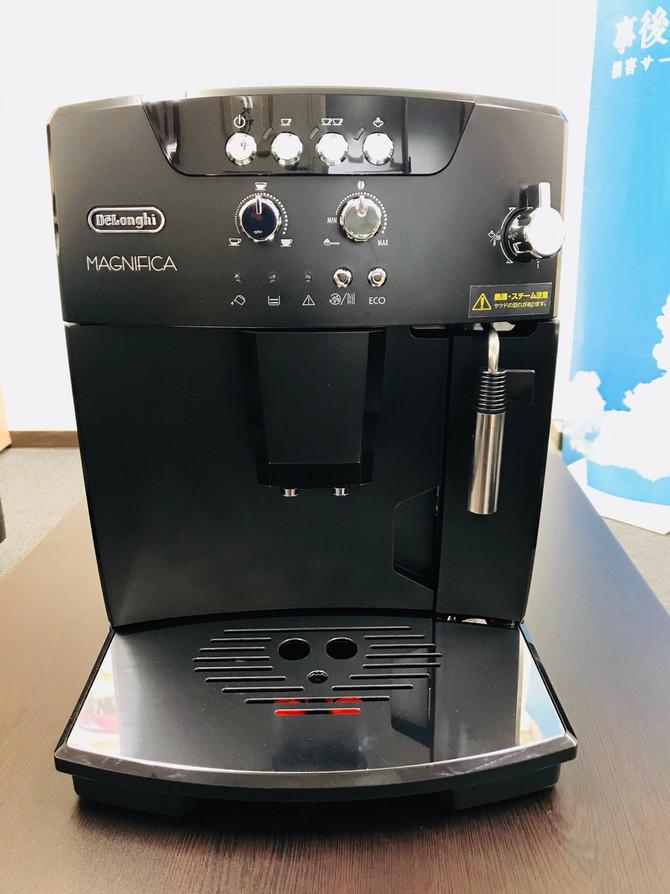 De'Longhiのコーヒーメーカーがついに到着