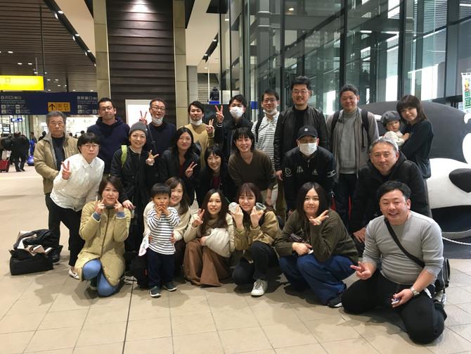 福岡へ慰安旅行に行きました