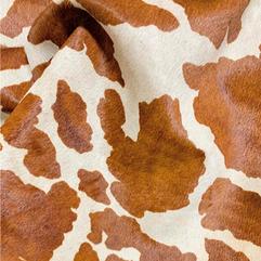 Cow Print Caramelo