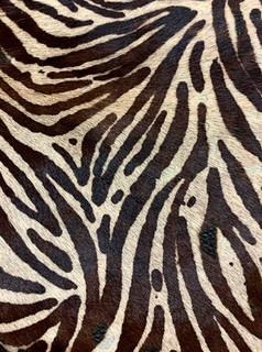 Mini Zebra Off White