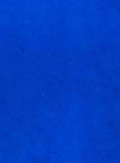 Suede Vivid Blue