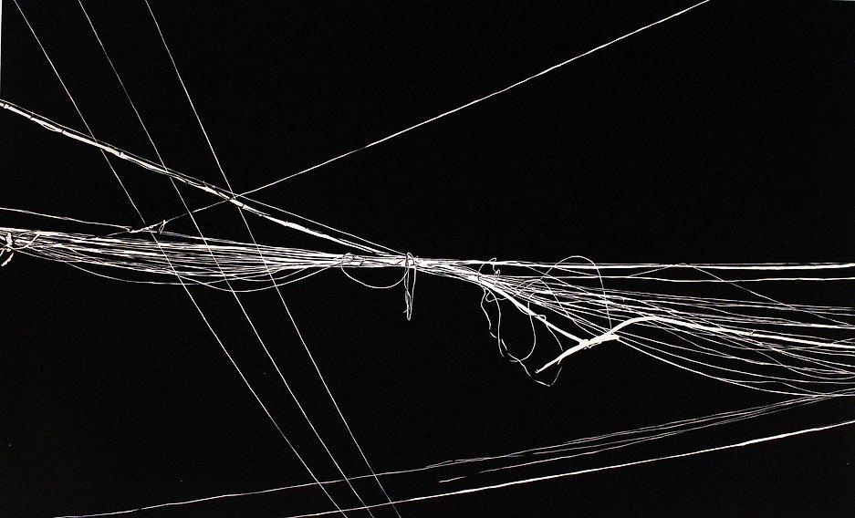 8,方小龙·版画·黑白木刻·《迁·NO.1》·52cm×86cm.jpg