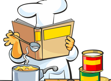 Cooking Research - What We're Reading