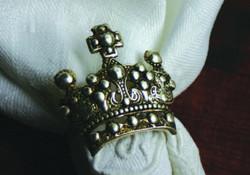 Crown Napkin Rings