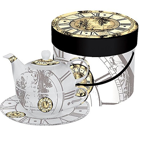 Paperproducts Design Time Piece (Romanov) Tea-for-One