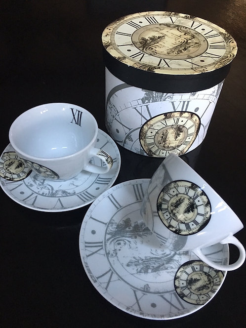 PaperProducts Design Time Piece Cappuccino Cups