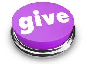 Pay it forward ... or giving back