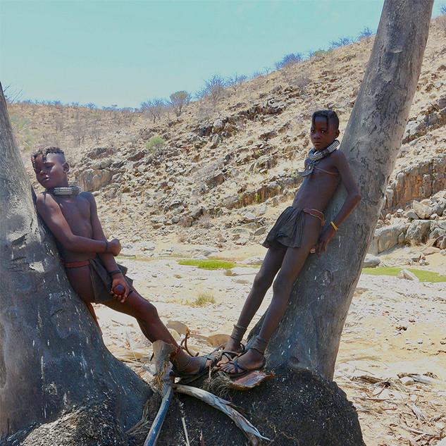 Himba Boys