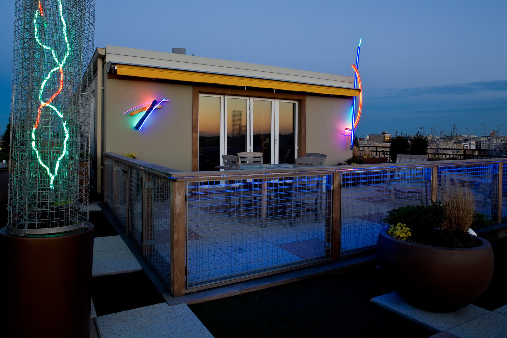Lightwinds with Echo, 2007