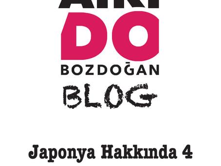 JAPONYA HAKKINDA - 4
