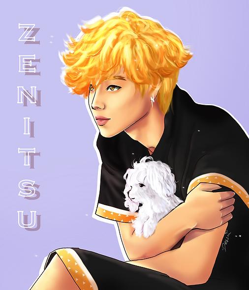 Zenitsu Demon Slayer