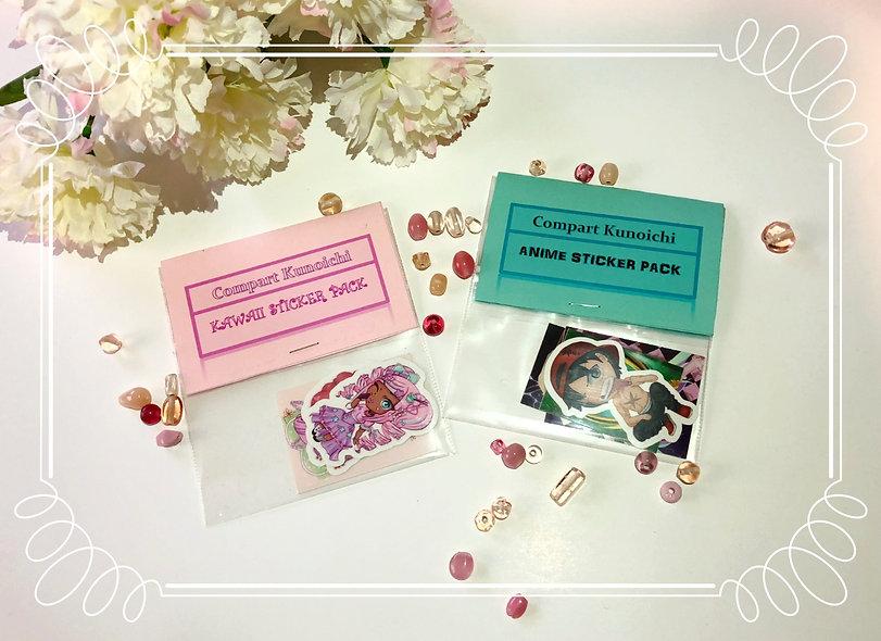 Compart Sticker Packs
