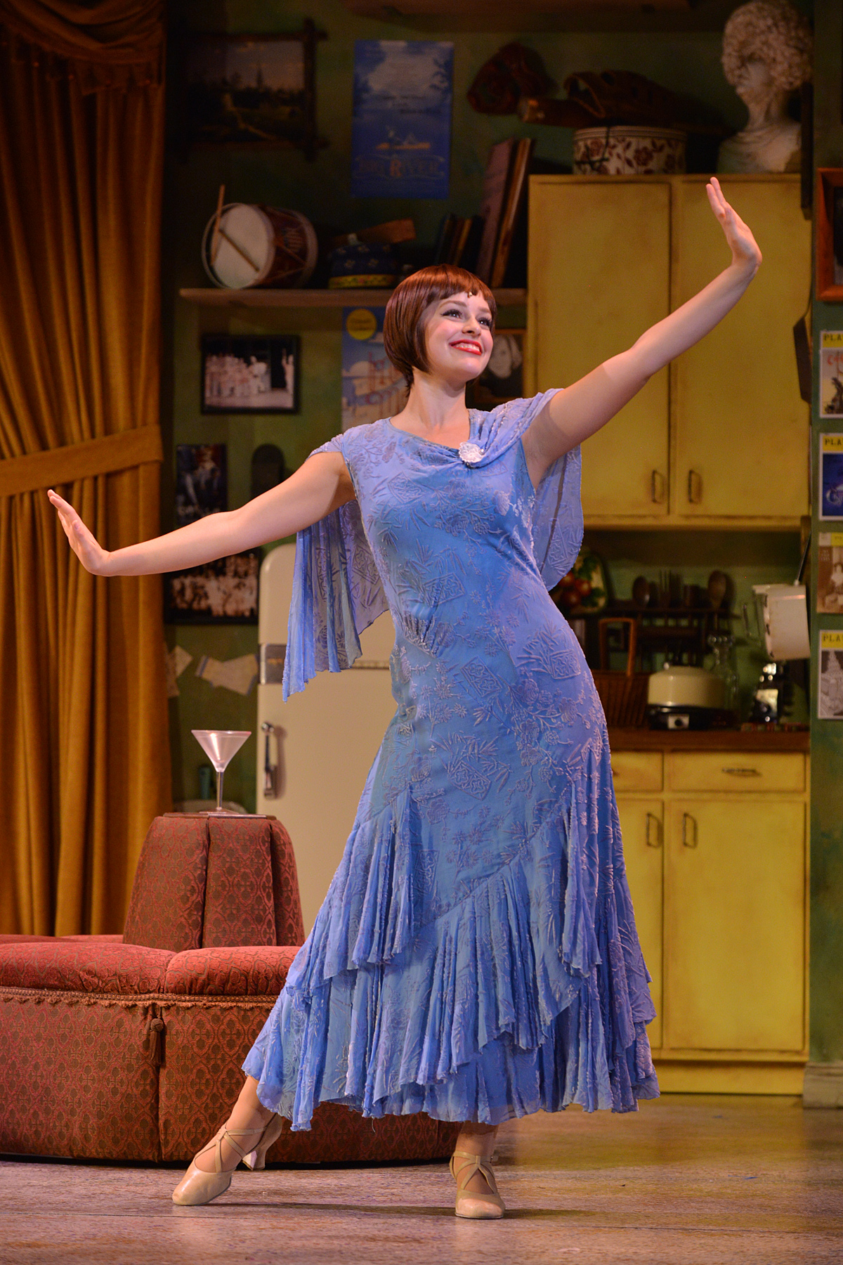 Janet, THE DROWSY CHAPERONE