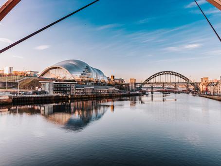 Destination: Newcastle