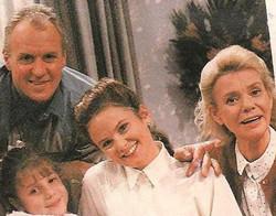 Hannah, Jim, Julie & Helen Robinson
