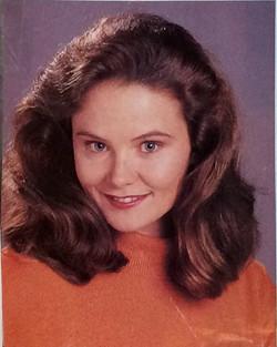 Julie Martin nee Robinson