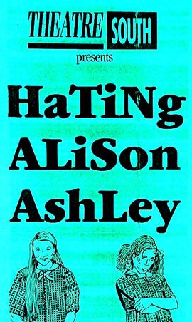 Hating Alison Ashley flyer