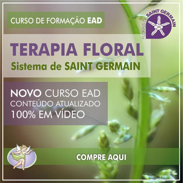 Formação Terapia Floral