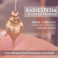 lançamento: novo curso online de radiestesia