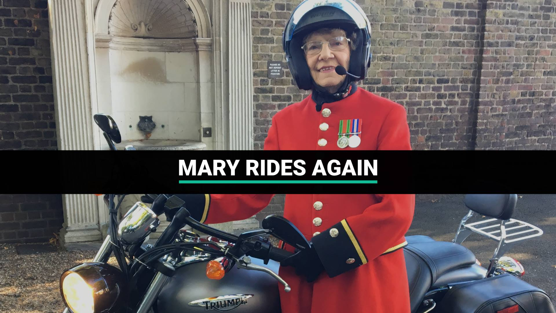 Shooting PD | Mary Rides Again