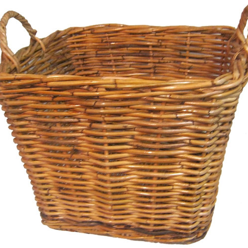 Square Rattan Basket