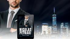 """Conheça meu novo romance: """"Nicolas Petrari"""""""
