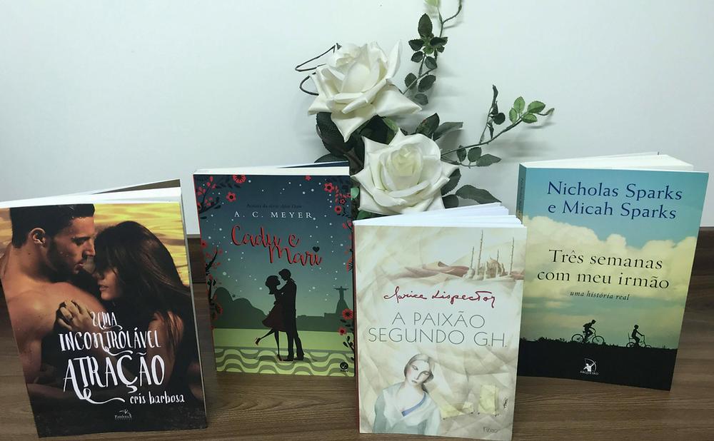 livros lidos em março
