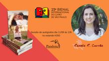 Vamos conversar um pouquinho sobre a Bienal do livro de São Paulo?