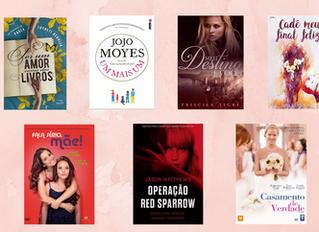 Top 7! Filmes e livros para você enlouquecer nesse feriado