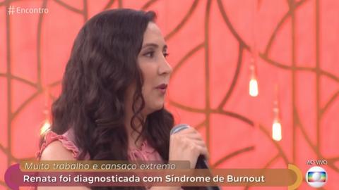 Participação no programa Encontro com Fátima Bernardes - 24/10/2019