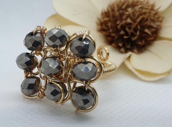 VM275 טבעת אבנים