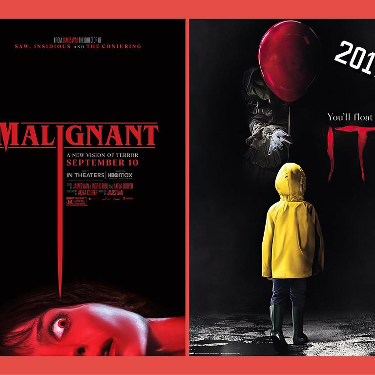 Malignant & IT (2017)