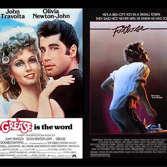 Grease (1978) & Footloose (1984)