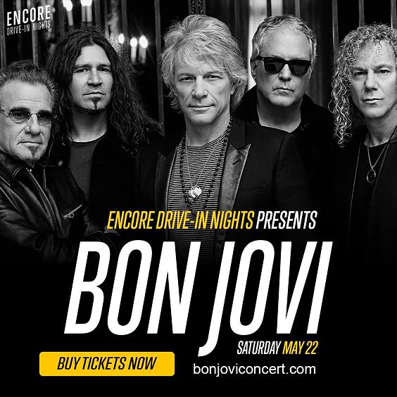 Encore Drive-In Nights Presents Bon Jovi