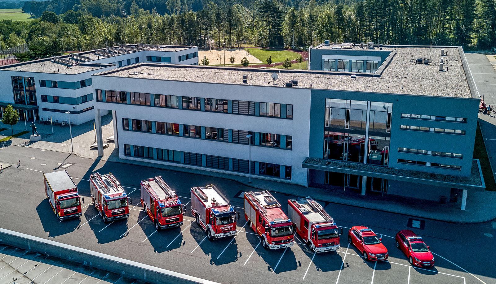 Client: Landesfeuerwehr- und Katastrophenschutzschule Sachsen