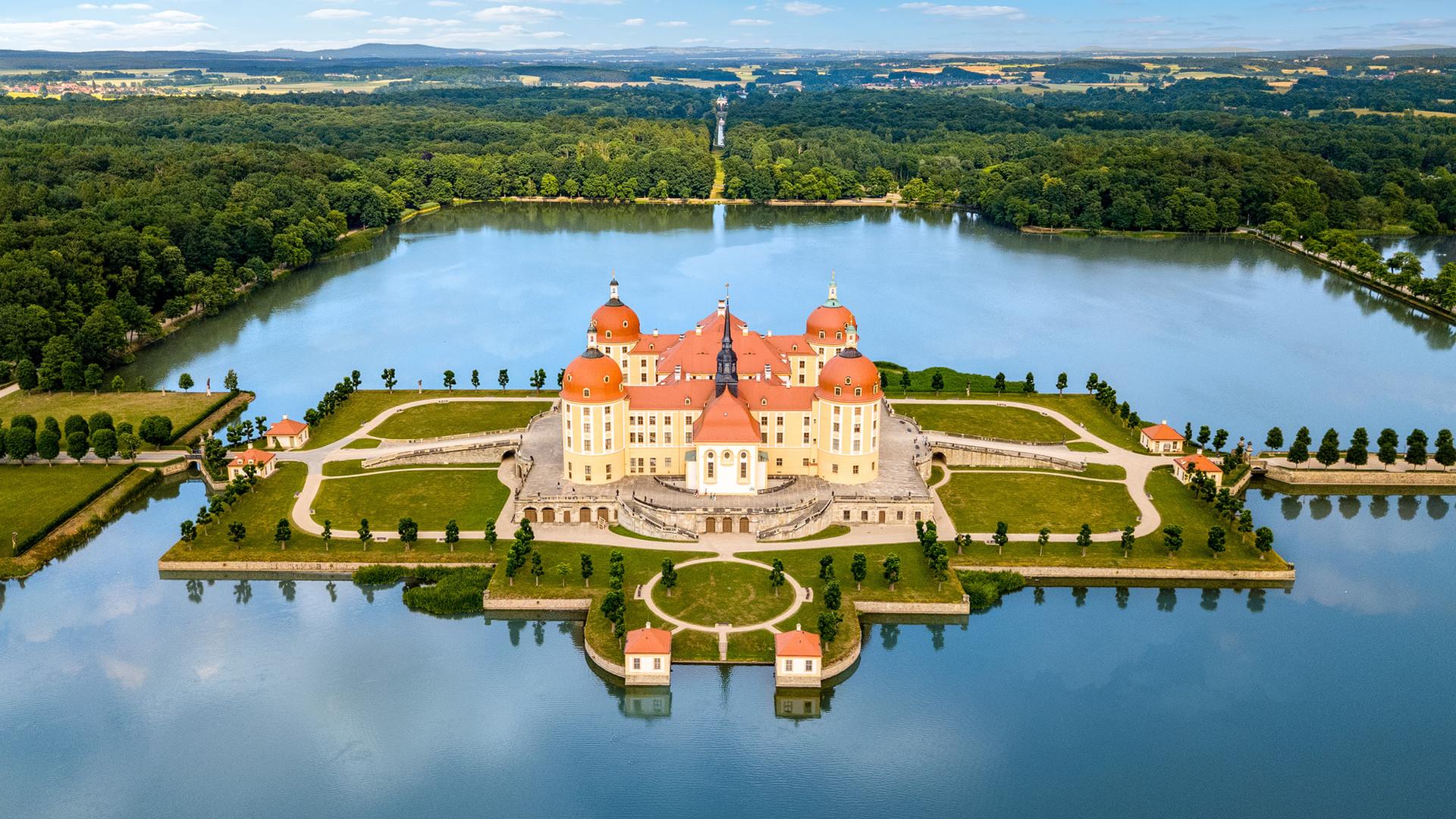 Client: Schloss Moritzburg