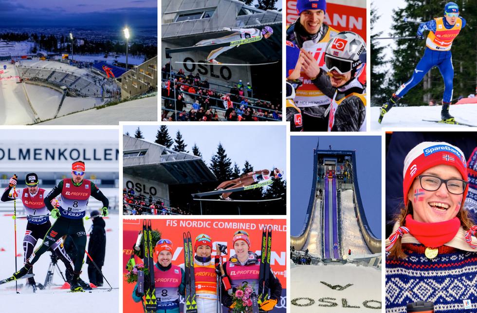 RAW AIR - Ski Jumping World Cup / FIS Nordic Combined World Cup / FIS Cross-Country World Cup - Oslo/Norway