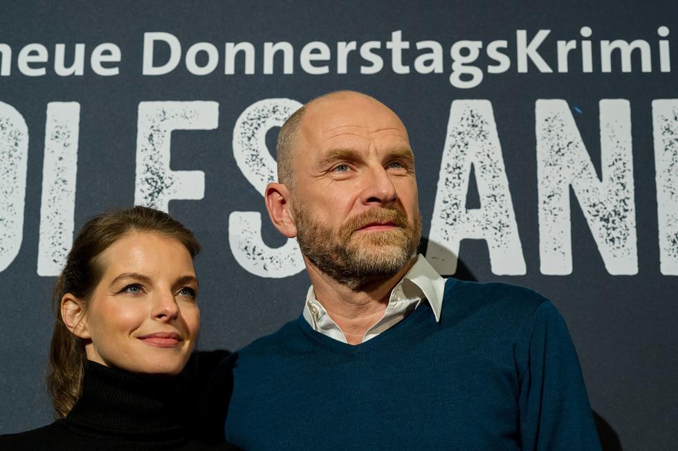 Yvonne Catterfeld & Götz Schubert - Actors