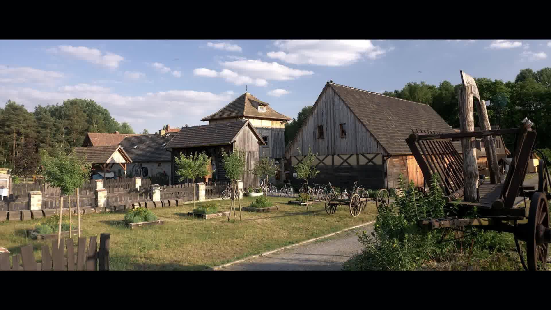 Luftbildaufnahmen: Imagefilm Bautzen - Der Landkreis Teil 4