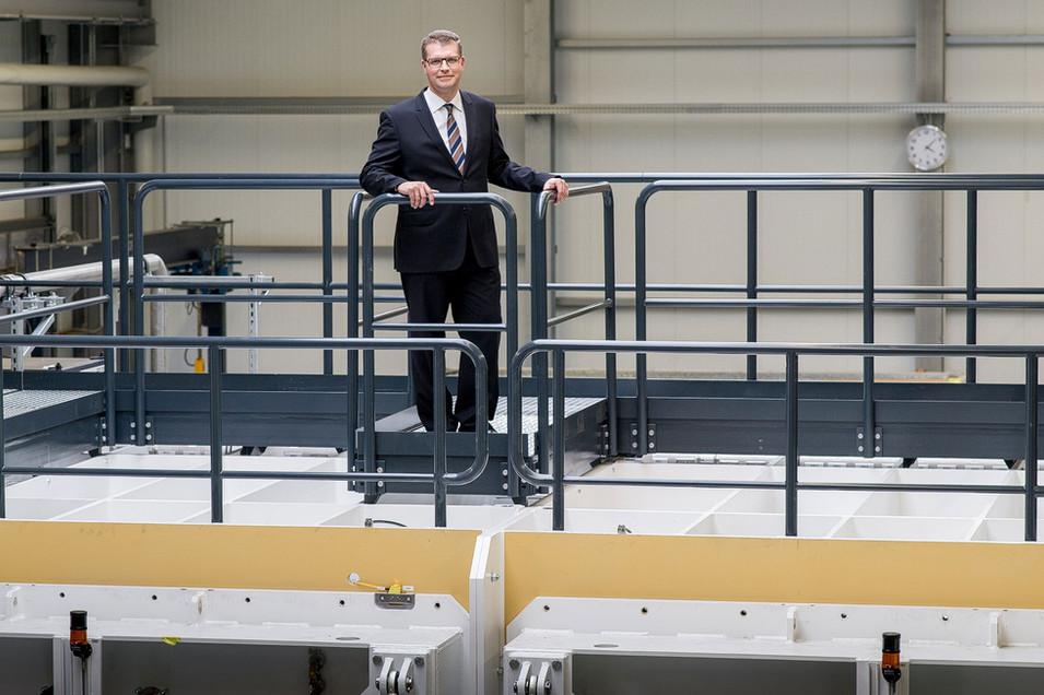 Robin Schild - CEO Von Ardenne