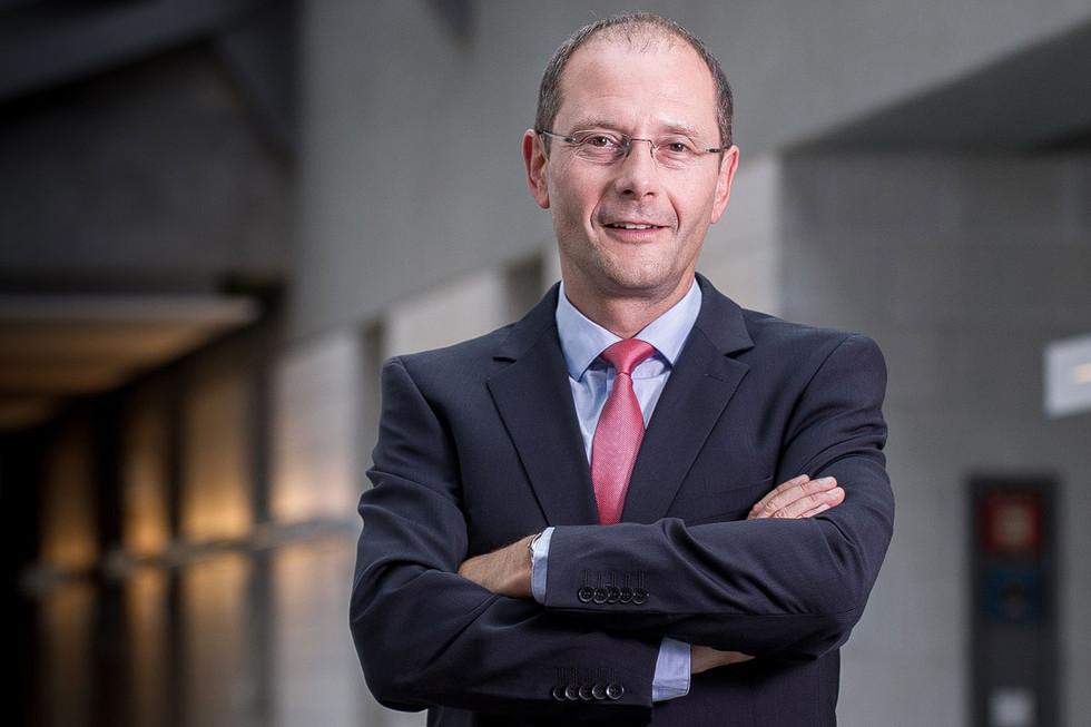 Markus Ulbig - Minister of the Interior - Saxony