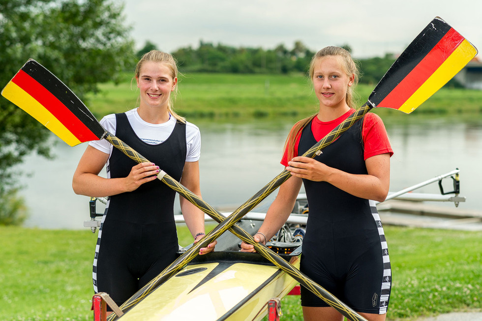 Katja Rübling & Katja Fuhrmann - Athletes